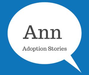 how Ann defines family